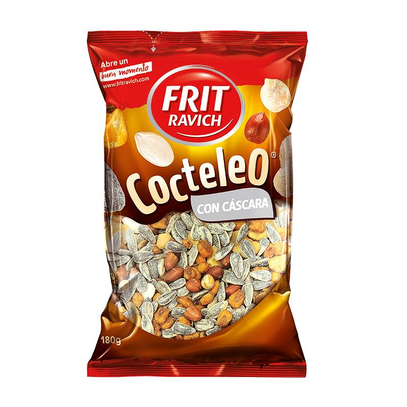COCTELEO CON CASCARA