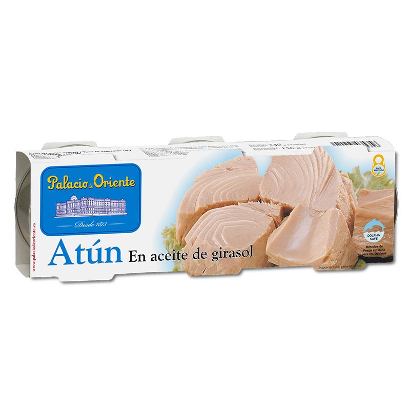 ATÚN ACEITE DE GIRASOL