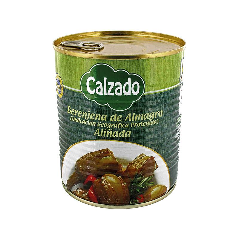 BERENJENAS DE ALMAGRO ALIÑADAS