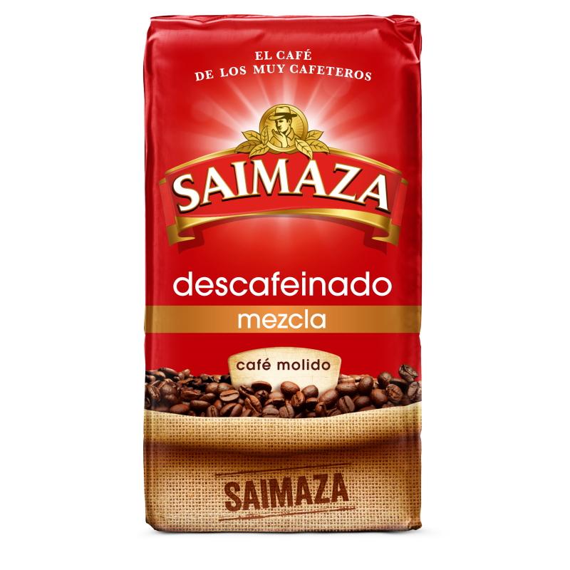 CAFÉ DESCAFEINADO MEZCLA