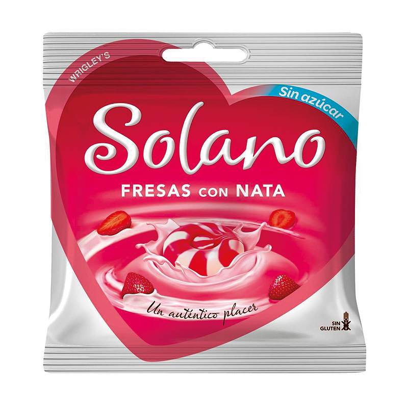 CARAMELO FRESA Y NATA S/A
