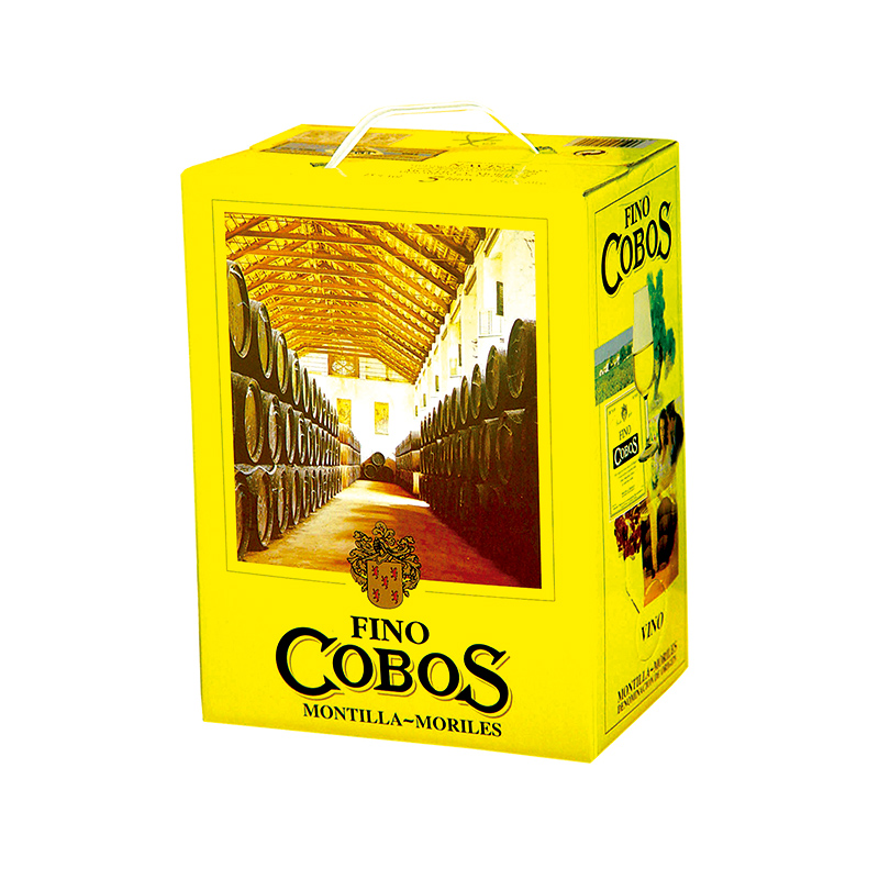VINO FINO COBOS BAG IN BOX