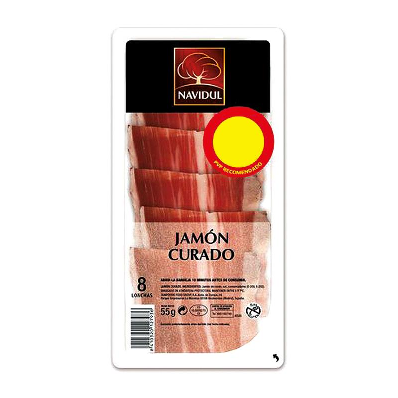 JAMÓN CURADO