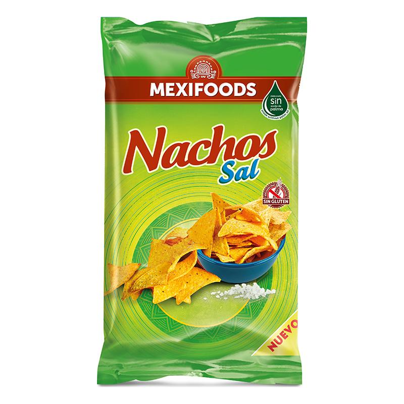 NACHOS CON SAL