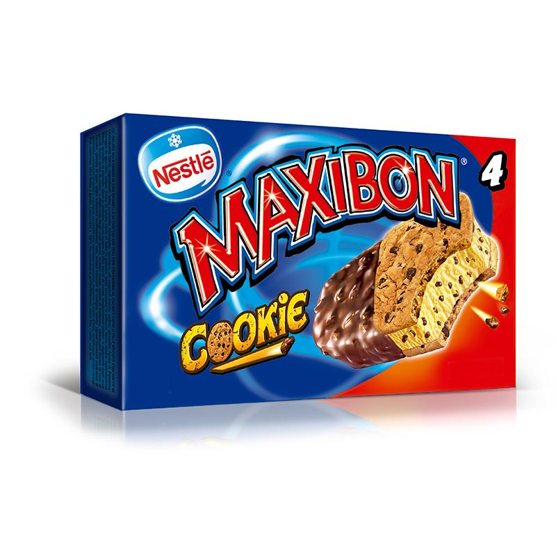 HELADO MAXIBON COOKIES