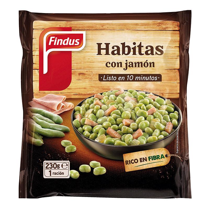 HABITAS CON JAMÓN