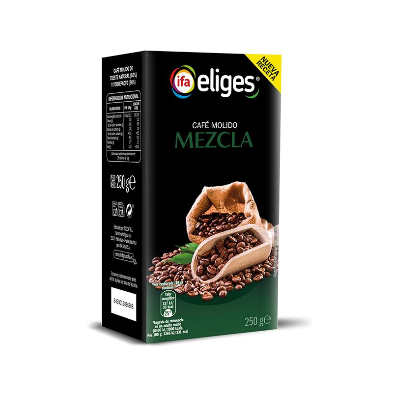 CAFÉ MEZCLA MOLIDO