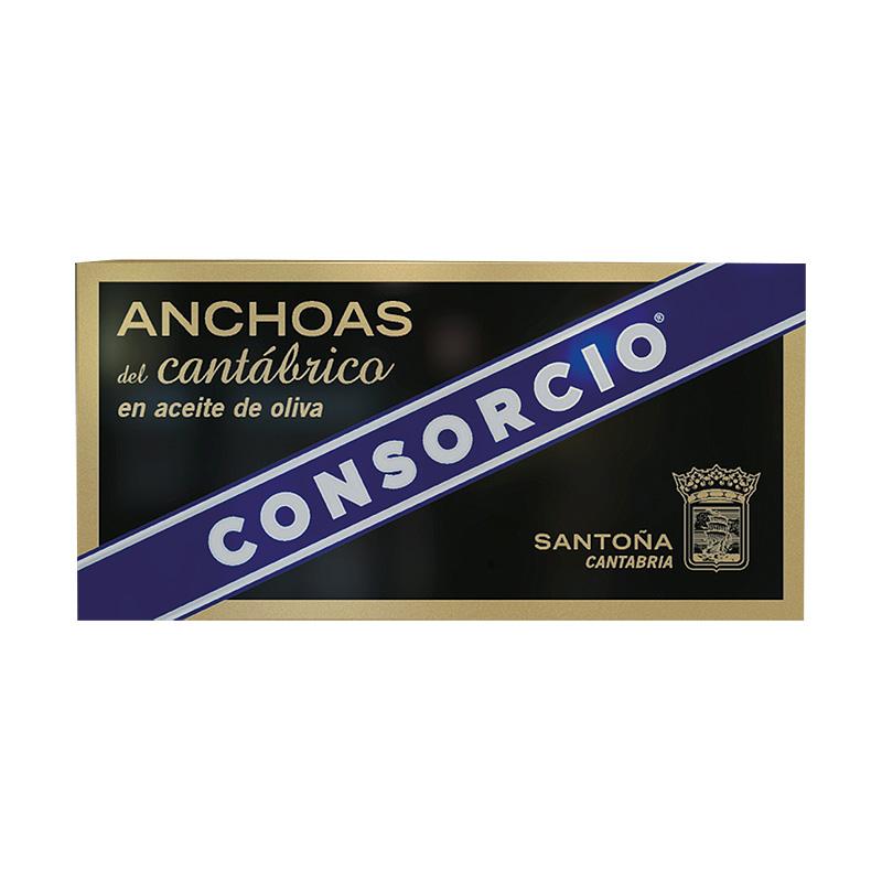 ANCHOAS EN ACEITE DE OLIVA