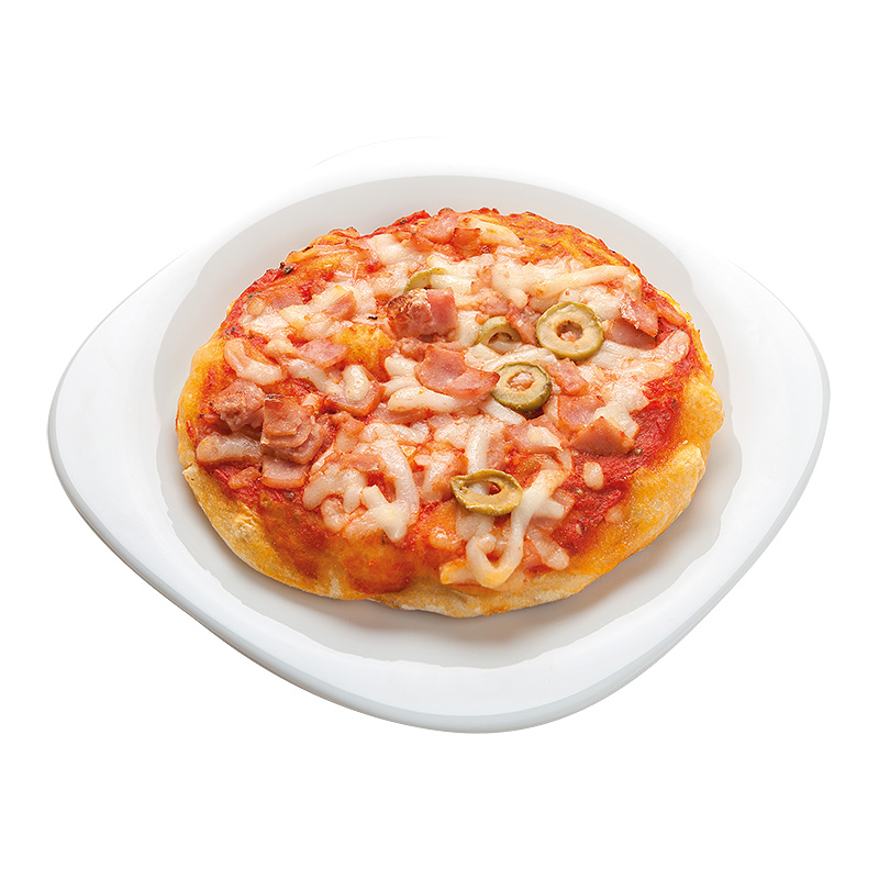 MINI PIZZA JAMÓN