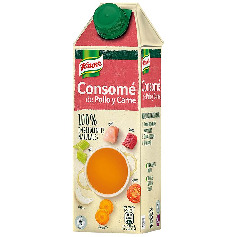 CALDO CONSOMÉ