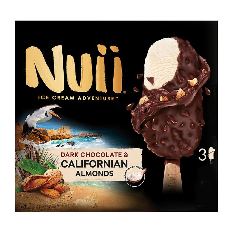 BOMBÓN NUII CHOCOLATE Y ALM.