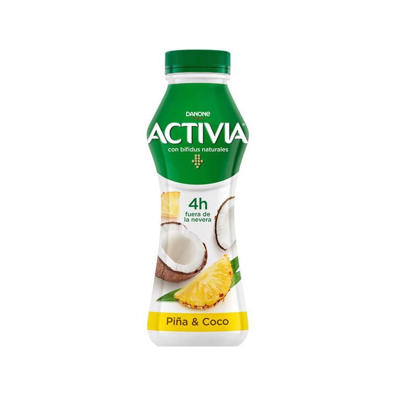 ACTIVIA PARA BEBER PIÑA-COCO