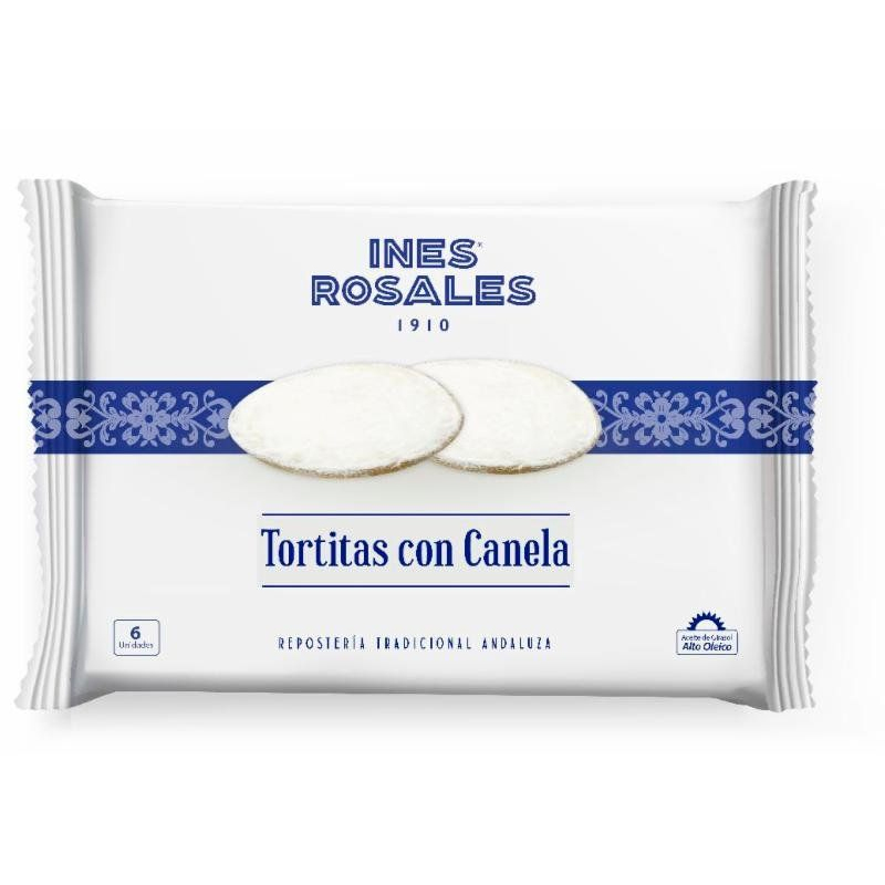 TORTA CON CANELA