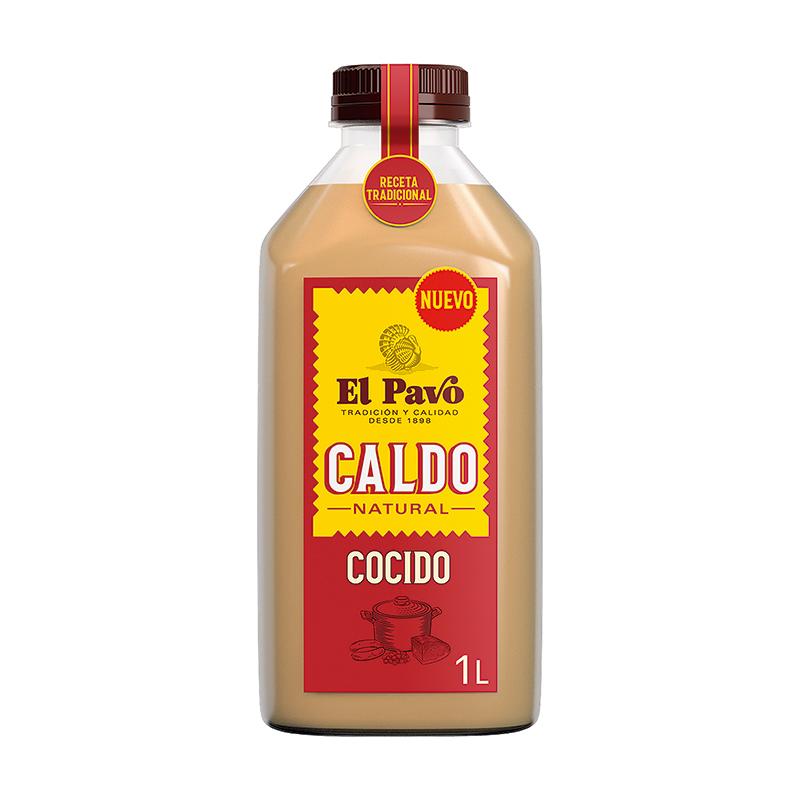 CALDO NATURAL COCIDO